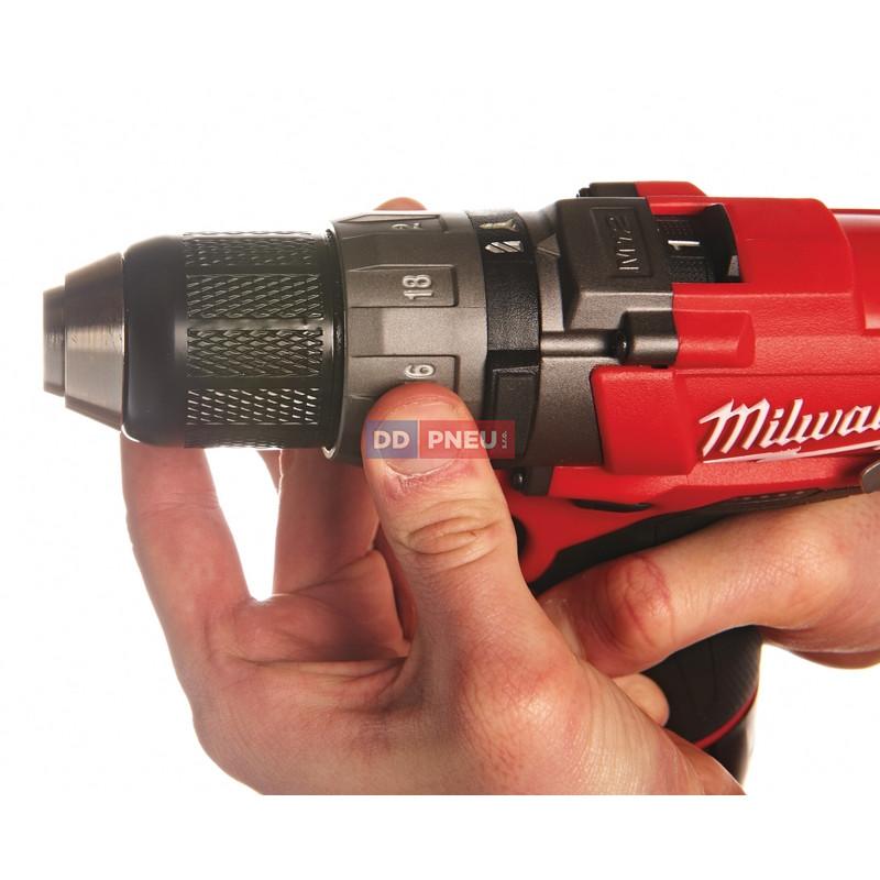 f1d6c2fdbfabb Aku vŕtací skrutkovač MILWAUKEE M12 CDD-402C | DD PNEU