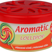 Aromatic Lollipop – lízatko