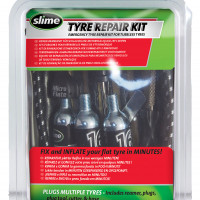 Opravná sada knôtom s CO2 - Tyre Repair Kit