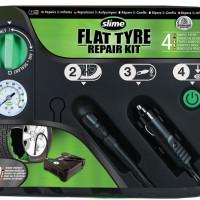Automatická opravná sada Slime Flat Tyre Repair Kit – pre defekty osobných áut